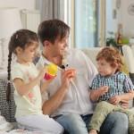お父さんと育児(2) 世界のイクメン事情の詳細へ
